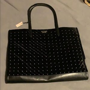 Victoria Secret studded tote